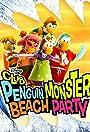 Penguin Monster Beach Party
