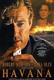 Havana(1990) Poster - Movie Forum, Cast, Reviews