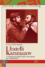 I fratelli Karamazov Poster