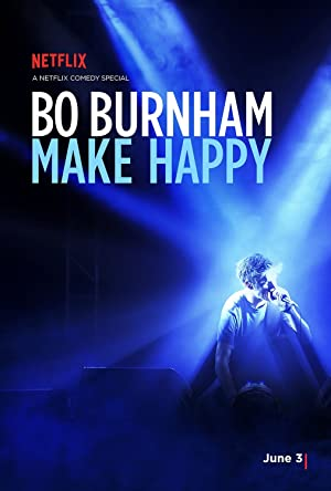 Bo Burnham: Make Happy Poster