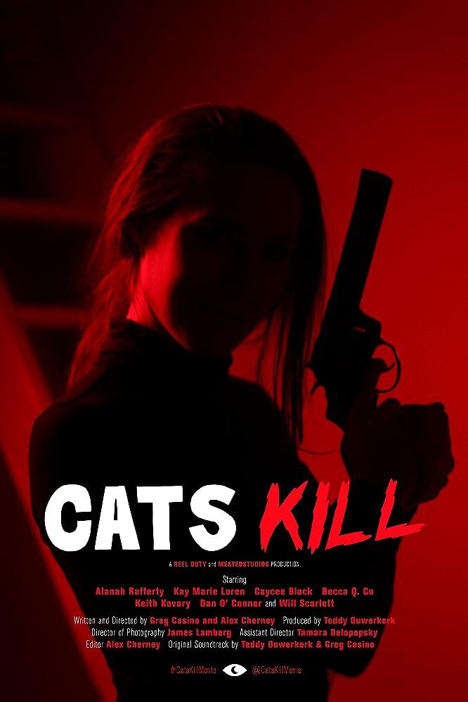 فيلم Cats Kill 2017 مترجم