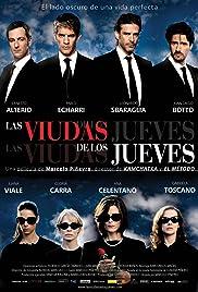 Las viudas de los jueves Poster