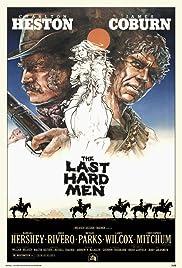 The Last Hard Men Poster