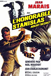 The Reluctant Spy Poster