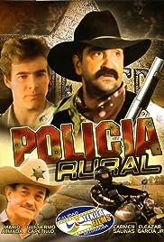 Policía rural Poster