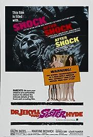 Dr Jekyll & Sister Hyde Poster