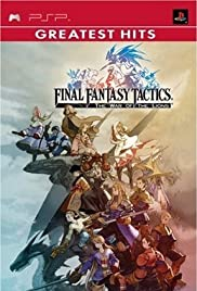 Final Fantasy Tactics: The War of the Lions(2007) Poster - Movie Forum, Cast, Reviews