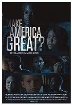 Make America Great?
