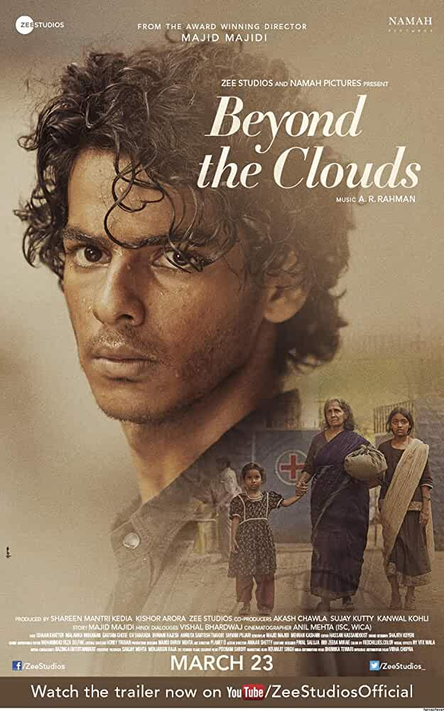 Beyond the Clouds 2018 Hindi 720p Pre-DVDRip Free Download