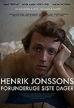 Henrik Jonssons forunderlige siste dager