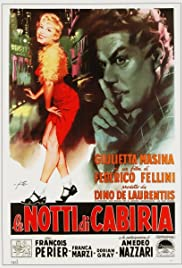 The Nights of Cabiria Poster