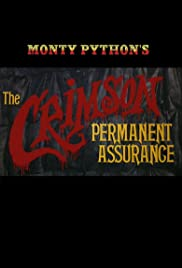 The Crimson Permanent Assurance Poster