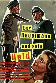 Der Hauptmann und sein Held Poster