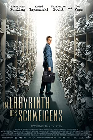 Labyrinth of Lies poster