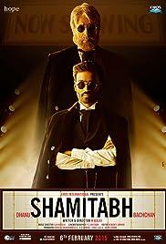 Shamitabh(2015) Poster - Movie Forum, Cast, Reviews