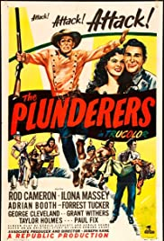 The Plunderers Poster