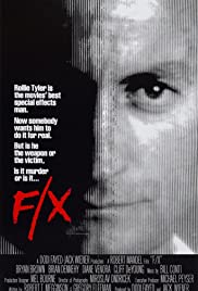 F/X Poster