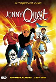 Jonny Quest Poster