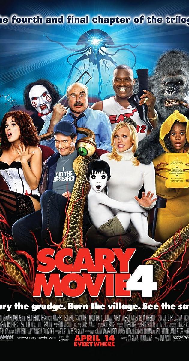 Scary Movie 4 Imdb