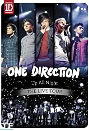 Up All Night: The Live Tour Poster