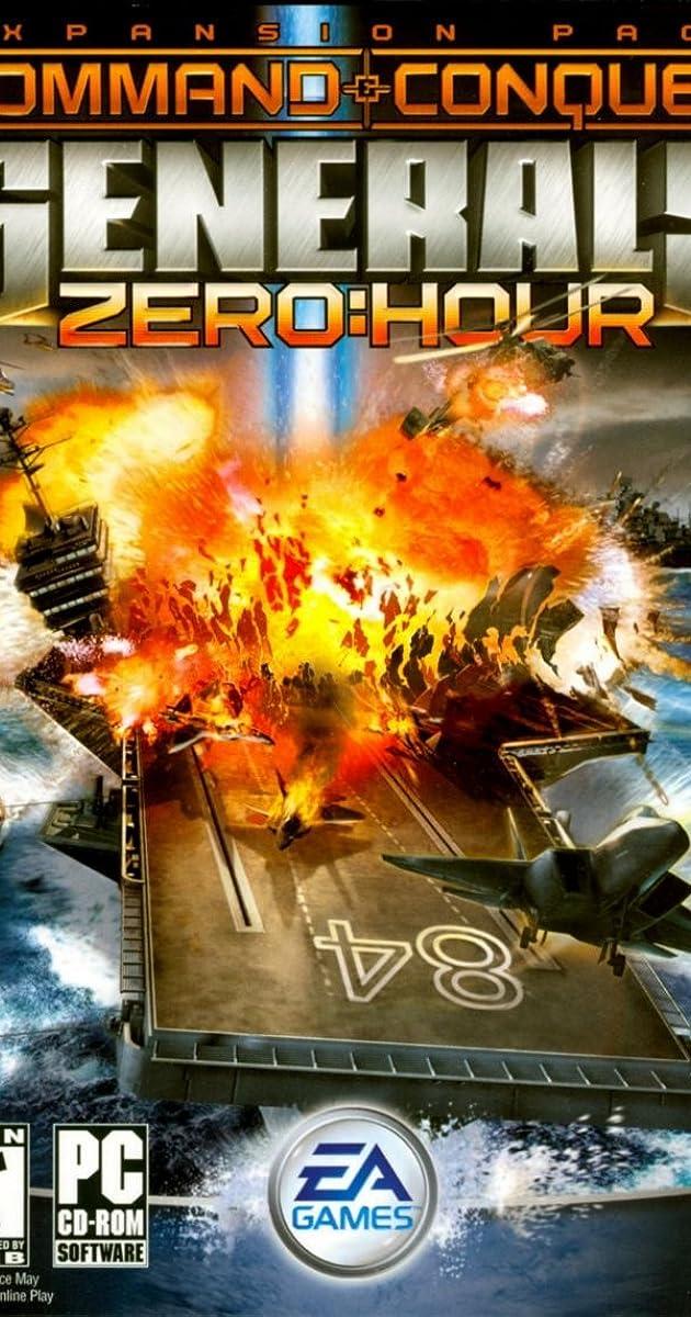 command amp conquer generals zero hour video game 2003   imdb