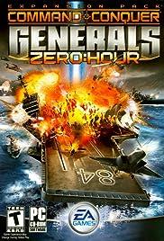 Command & Conquer: Generals Zero Hour Poster