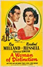 A Woman of Distinction (1950) Poster