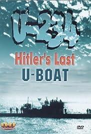U-234 Hitler's Last U-Boat Poster