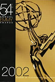 The 54th Annual Primetime Emmy Awards Poster