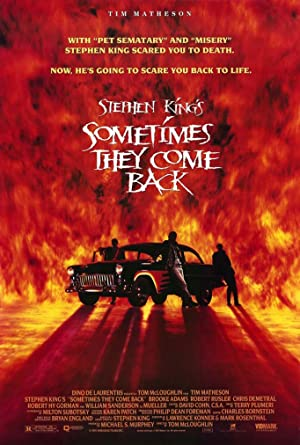 Sometimes They Come Back poster