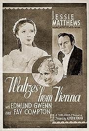 Strauss' Great Waltz Poster