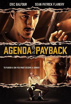 Agenda: Payback poster