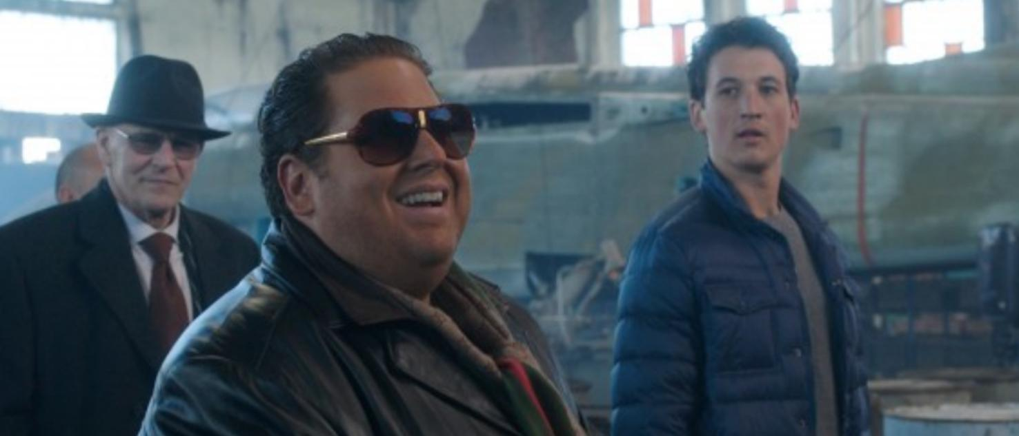 Andrei Finti, Jonah Hill, and Miles Teller in War Dogs (2016)