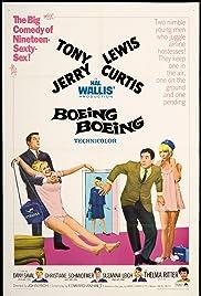 Boeing, Boeing(1965) Poster - Movie Forum, Cast, Reviews