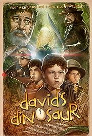 David's Dinosaur Poster