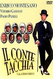 Il conte Tacchia Poster