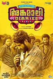 Angamaly Diaries Poster