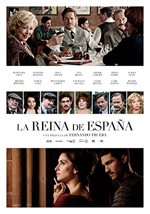 Permalink to Movie The Queen of Spain (2016)