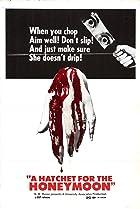 A Hatchet for the Honeymoon (1970) Poster