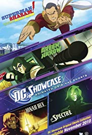 DC Showcase Original Shorts Collection(2010) Poster - Movie Forum, Cast, Reviews