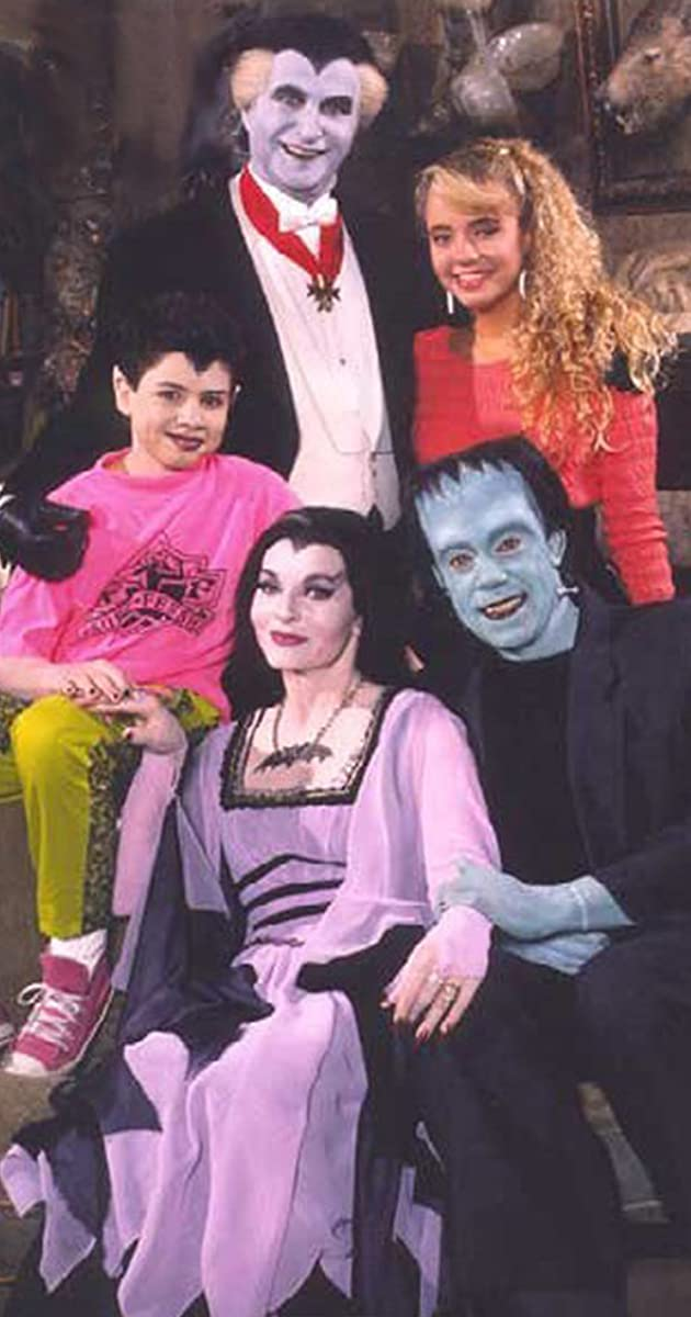 The Munsters Today (TV Series 1987–1991)