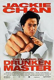 The Legend of Drunken Master Poster