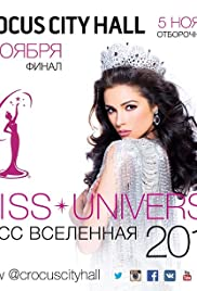 Miss Universe 2013 Poster