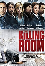 The Killing Room Poster