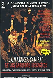 Cannibal Massacre(1993) Poster - Movie Forum, Cast, Reviews
