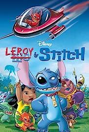 Leroy & Stitch Poster