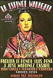La esfinge maragata Poster