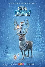 Olaf's Frozen Adventure Poster