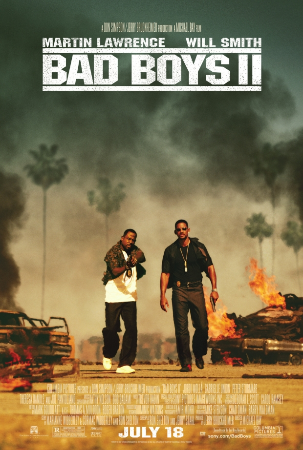Bad Boys 2 2003 Dual Audio Hindi BRRip 480p 450Mb x264