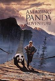 The Amazing Panda Adventure(1995) Poster - Movie Forum, Cast, Reviews